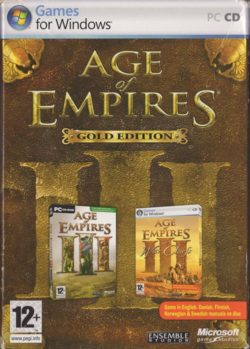 Age of Empires III: Gold Edition (PC)
