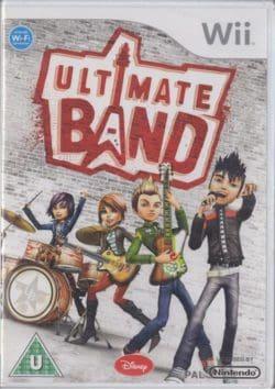 Ultimate Band (Nintendo Wii)