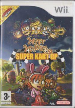 Myth Makers: Super Kart GP (Nintendo Wii)