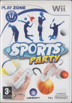 Sports Party (Nintendo Wii)
