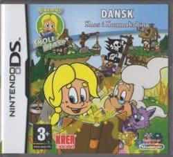 Pixeline: Dansk - Kaos i Kommakøbing (Nintendo DS)