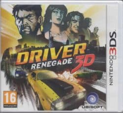 Driver: Renegade 3D (Nintendo 3DS)