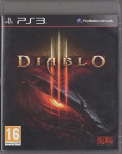 Diablo III (Playstation 3 / PS3)