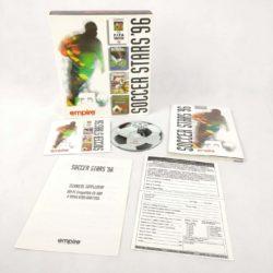 Soccer Stars '96 (PC Big Box, 1995, Empire Interactive)