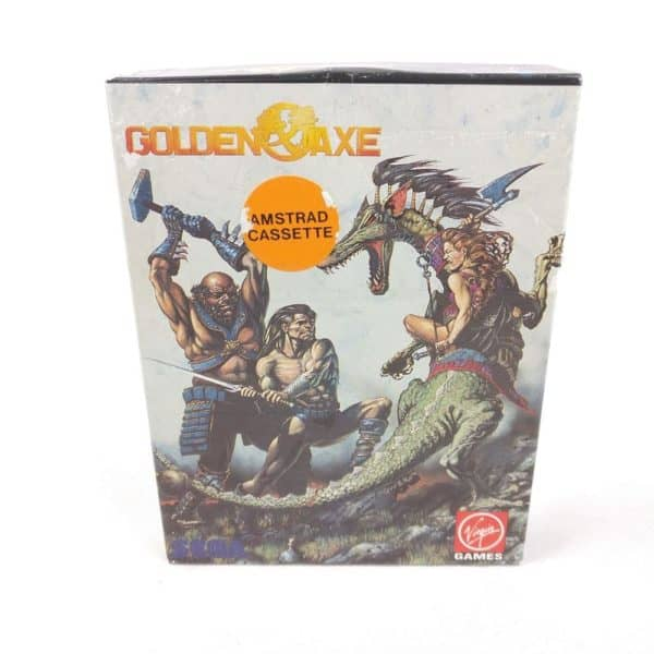 Golden Axe (Amstrad)