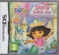 Dora the Explorer: Dora Saves the Mermaids (Nintendo DS)