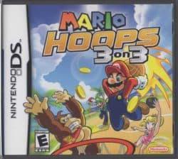 Mario Hoops 3 on 3 (Nintendo DS)