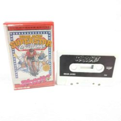 Brian Jacks Superstar Challenge (Commodore 64 Cassette)