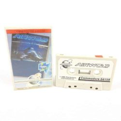 Airwolf (Commodore 64 Cassette)