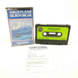 Aquaplane (Commodore 64 Cassette)
