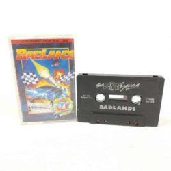 Badlands (C64 Cassette)
