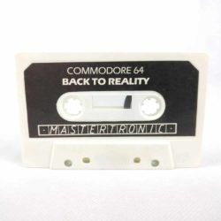 Back to Reality (Commodore 64 Cassette)