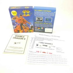 Double Dragon II: The Revenge (ZX Spectrum)