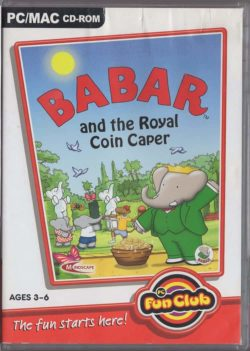 Babar and the Royal Coin Caper (PC/MAC)