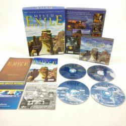 Myst III: Exile (PC Big Box, 2001, Presto Studios, Hollandsk udgave)
