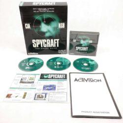 Spycraft: The Great Game (PC Big Box, 1996, Activision, Hollandsk udgave)