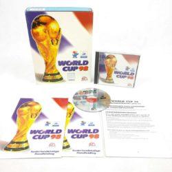 World Cup 98 (PC Big Box, 1998, Electronic Arts)