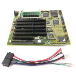 TK 82C390A 4N D08 386 ISA Bundkort - AMD 386DX-40 - 4MB RAM
