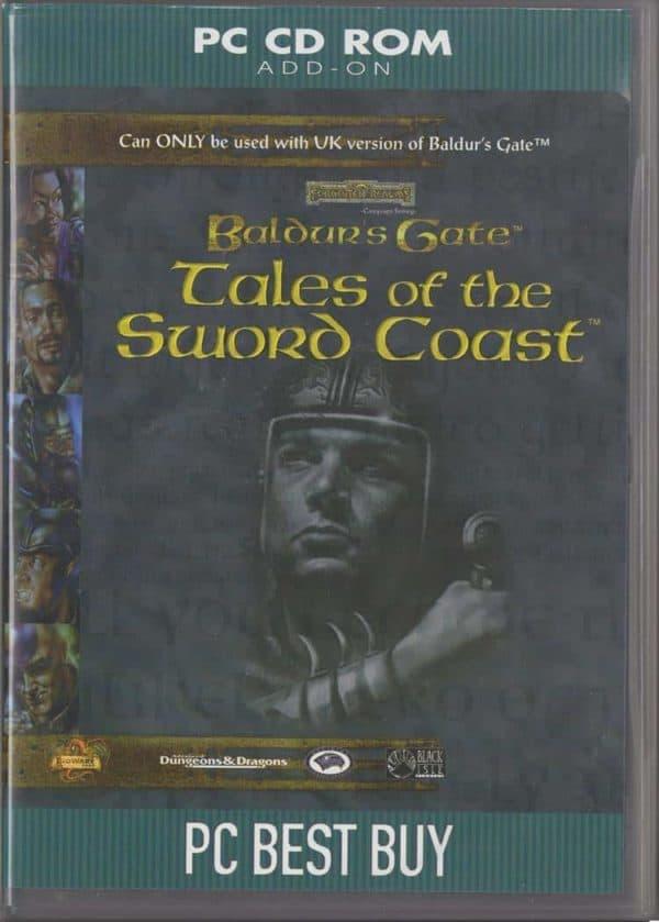 Baldur's Gate: Tales of the Sword Coast (PC Best Buy)