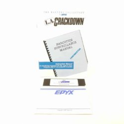 L.A. Crackdown (Commodore 64 - Disk)