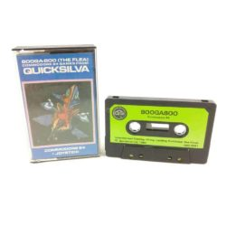 Booga-boo (The Flea) (Commodore 64 Cassette)