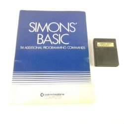 Simons' Basic inkl. 114 Additional Programming Commands