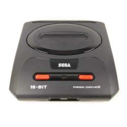 SEGA Mega Drive II (Kun Konsol)