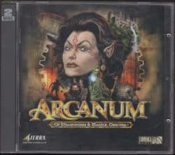 Arcanum: Of Steamworks & Magick Obscura (PC - Jewelcase)