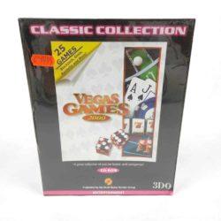 Vegas Games 2000 (PC Big Box, 2000, New World Computing)