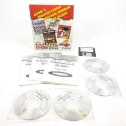 Classic CD-Rom Spiele 4 You - Vol. 6-9-10-11 (PC Big Box, Arnie 2, Joe Blade)