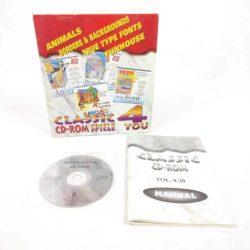 Classic CD-Rom Spiele 4 You - Vol. 19 (PC Big Box, Animals, Funhouse etc)