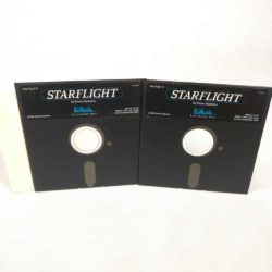 Starflight, 1986, BinarySystems (IBM/PC - Disk)