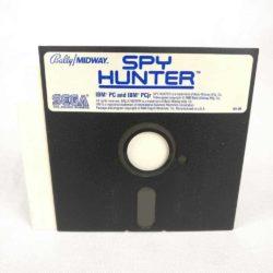 Spy Hunter, 1993, SEGA (IBM/PC - Disk)