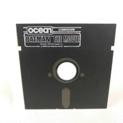 Batman: The Movie (Commodore 64 - Disk)