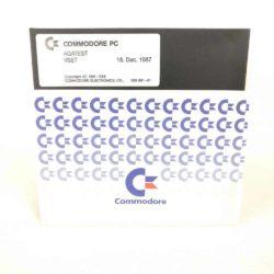 Commodore PC AGATEST / VSET (Commodore - Disk)