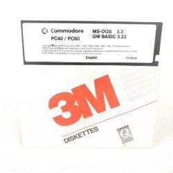 Commodore PC40/PC60 MS-DOS 3.30