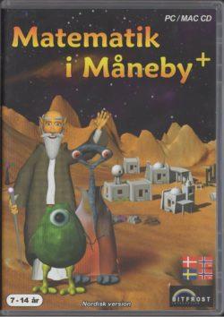 Matematik i Måneby+ (PC/MAC)