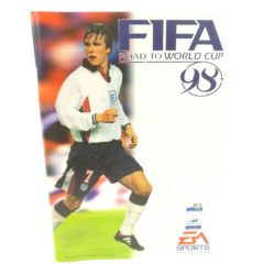 FIFA: Road to World Cup 98 (PC Big Box manual)