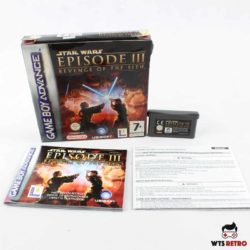 Star Wars: Episode III - Revenge of the Sith (Game Boy Advance - Boxed)