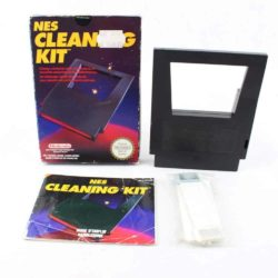 NES Cleaning Kit (Boxed)