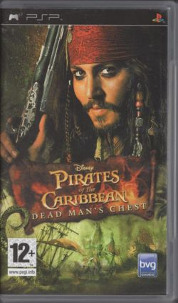 Pirates of the Caribbean: Dead Man's Chest (Sony PSP)