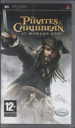 Pirates of the Caribbean: At World's End (Sony PSP)