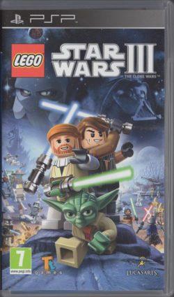 LEGO Star Wars III: The Clone Wars (Sony PSP)