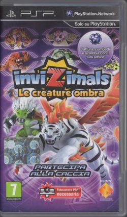 Invizimals: Shadow Zone (Le creature ombra)