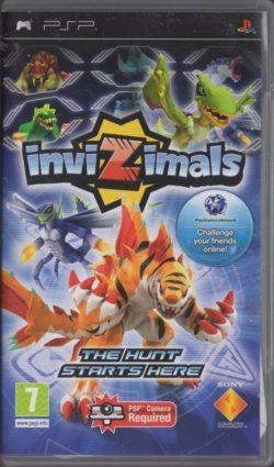 Invizimals (Sony PSP)