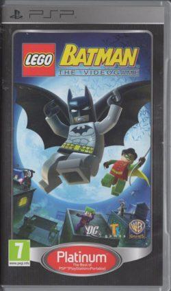LEGO Batman: The Video Game (Sony PSP - Platinum)