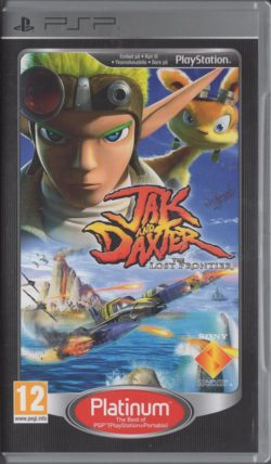 Jak and Daxter: The Lost Frontier (Sony PSP - Platinum)
