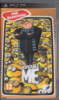 Despicable Me (Sony PSP - Essential)