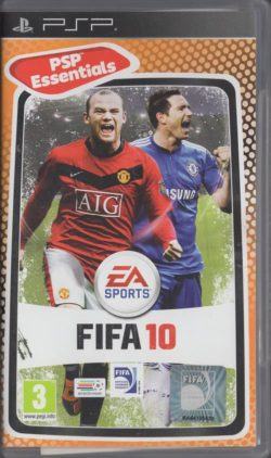 FIFA 10 (Sony PSP - Essentials)