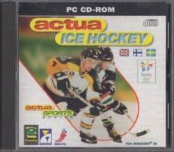 Actua Ice Hockey (PC Jewelcase)